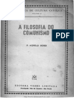 A Filosofia Do Comunismo
