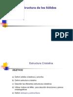 Estructura Sol