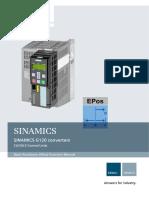 Function Manual Basic Positioner en-US