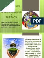 Educación Ambiental  y Cosmovisión