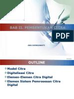 Digitalisasi Citra bab 1