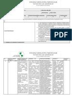 01-Planificación Anual- Matemáticas 6to-Carlos Ruiz