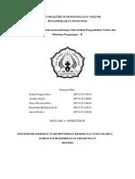 Laporan Praktikum Pengendalian Vektor