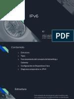 Presentación - IPv6