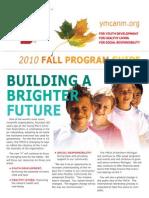 Program Guide Fall10