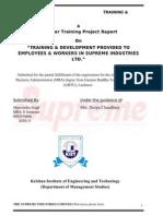 Training Dev Elopement- Manav