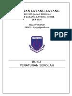 Buku Peraturan Sekolah Skpl 2018