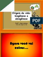 biogenese ou abiogenese.ppt
