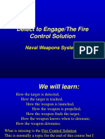 257777760 Detect to Engage Fire Control Solution