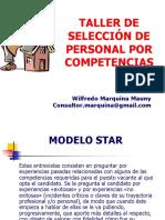 Tecnica de Entrevista y Evaluacion STAR