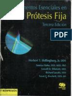 Fundamentos Esenciales en Protesis Fija