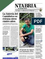 El Mundo 3-10-2010 portada