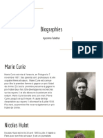 french biographies