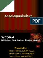 TT-WCDMA