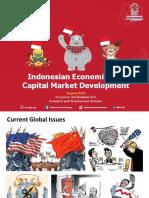 Indonesian Economic and Capital Market