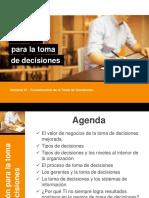 GTD S01 - Fundamentos de La Toma de Decisiones-NP
