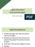 Aspek Akuntansi Asuransi Kerugian-Presentasi