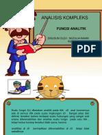 fungsi analitik 9