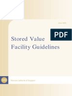 Stored Value Facility Guidelines Final Version