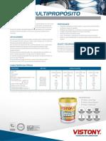 Grasa Lithium Ep Multiproposito