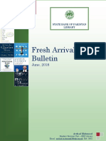 FreshArrivalsBulletin Jun 2018