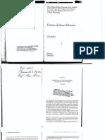 Burke Peter. Obertura La Nueva Historia Su Pasado y Su Futuro – Capítulo 1 de Formas de Hacer Historia