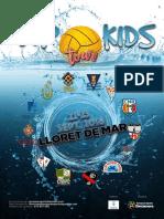 Dossier competición WP Kids Tour -Lloret 2018