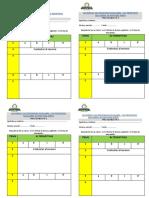 Plantilla de Respuestas 2018