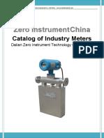 Dalian Zero Instrument Technology Co., Ltd China company introduction