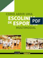 Como Abrir Uma Escolinha de Esportes Multimodal