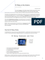 circuitbasics.com-How to Set Up a 5V Relay on the Arduino.pdf