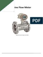 Liquid Turbine Flow Meter Dalian Zero Instrument Technology Co., Ltd China