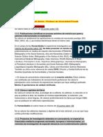Requisitos para Acreditación (PEP)