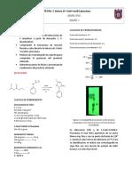 Síntesis de Pirazolona 1