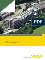 VEGA Quality Management Manual.pdf