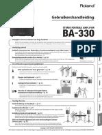 BA-330_nl Ampli