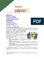 psicología unidad VII psicología social