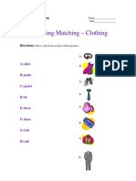 Beginning Matching - clothing.pdf