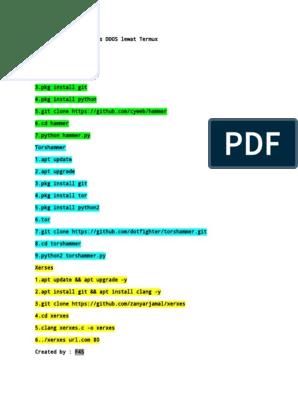 DDOS TERMUX-1 pdf