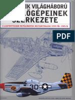267253477 Aircraft Anatomy of World War II Technical Drawings of Key Aircraft 1939 45