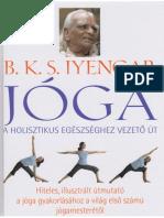255826510 B K S Iyengar JOGA a Holisztikus Egeszseghez Vezető Ut