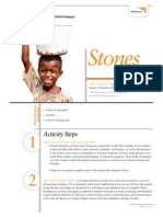 Stones in a Pond - Activity