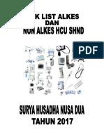 CEK LIST ALKES.docx