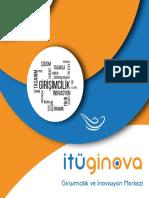 İTÜ GİNOVA Girişimcilik ve İnovasyon Merkezi - Tanıtım