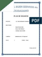 PROYECTO de Jugueria Planificacion