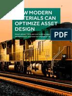 How Modern Materials Can Optimize Asset Design Cyient