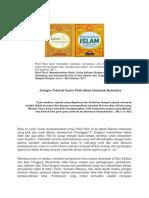 Islam Translated-Ronit Ricci