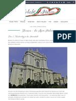Brescia, leonessa d'Italia - Verliebt in Italien