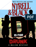 _D_ is for Drunk (Malibu Myster - Rebecca Cantrell.epub