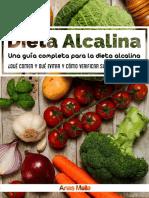 Dieta Alcalina - Anas Malla